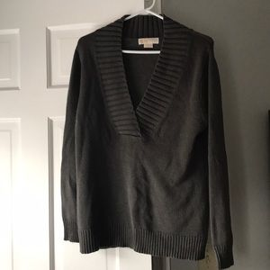 Gray Michael Kors sweater